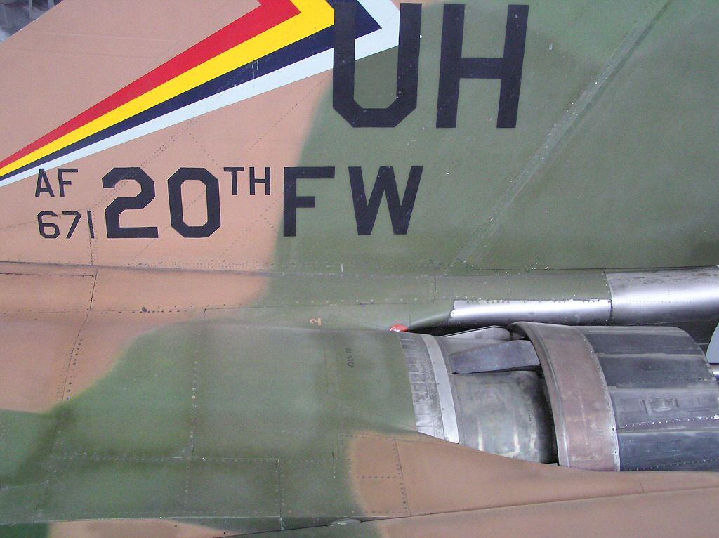 USAF General Dynamics F-111 Aardvark multipurpose tactical ...