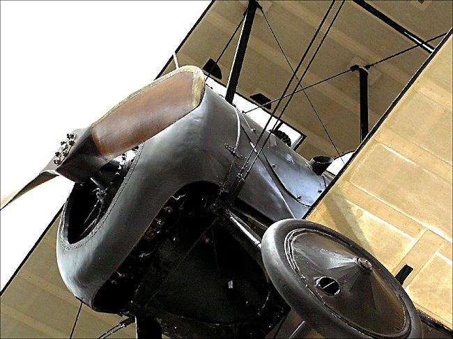 Royal Flying Corps Sopwith Camel WW1 Fighter Biplane