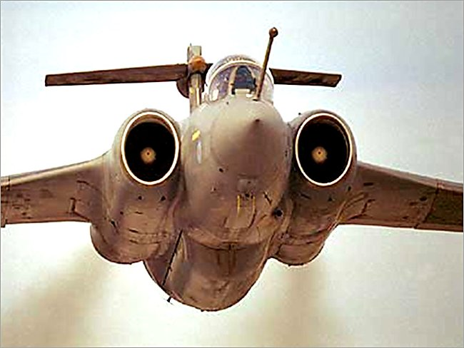 RAF Blackburn Buccaneer Jet Fighter Bomber